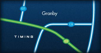 Carte routière - Google Maps